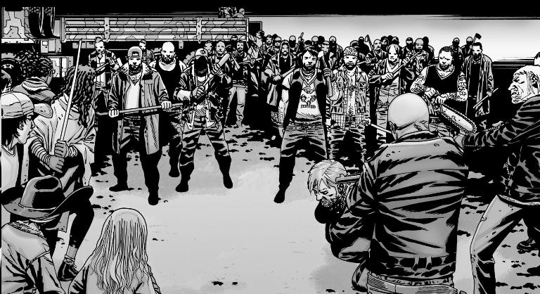 The Saviors (Comic Series)