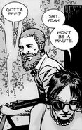 Rick and Carl Grimes Issue 130 1