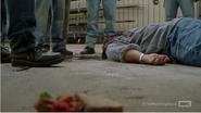 Saviors reaction that Fat Joey is Dead