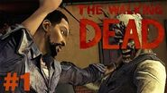 MEETING CLEMENTINE The Walking Dead 1