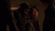FG Tyreese and Glenn flashback