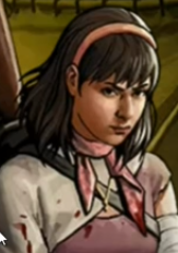 Jessie Anderson (Road to Survival)