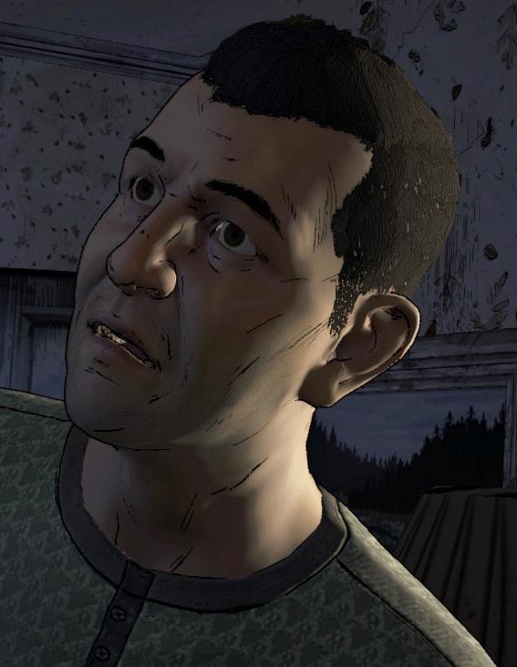 Hector García (Video Game)