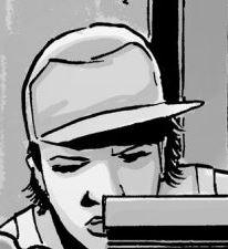 Alexandria Resident (Comic Series)/Gallery