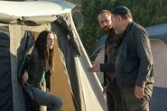 FTWD 6x10 Give Me the Weapon