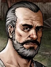 Gregory (Road to Survival)