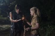 Beth and Daryl in Still, Lighting Fire ♪