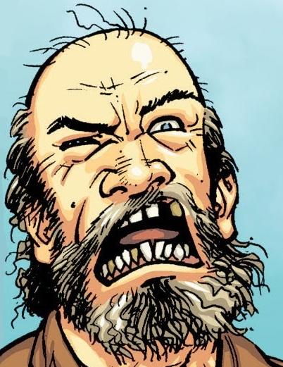 Reggie (Comic Series)