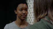 Sasha Williams 7x14 Made Up Her Mind The Other Side