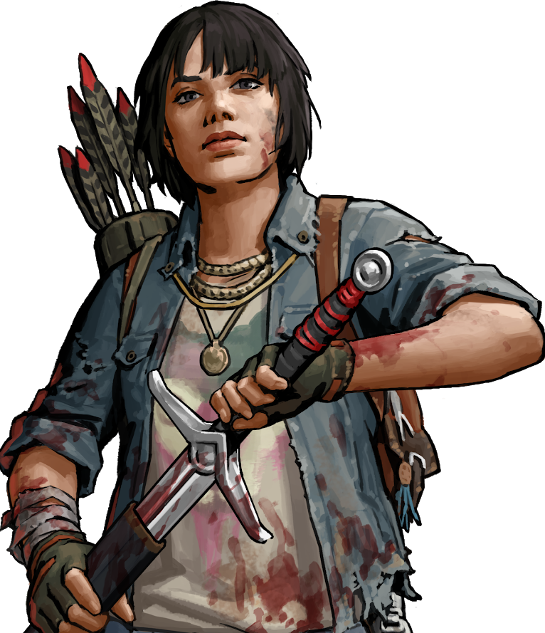 Carrie Ann (Road to Survival)