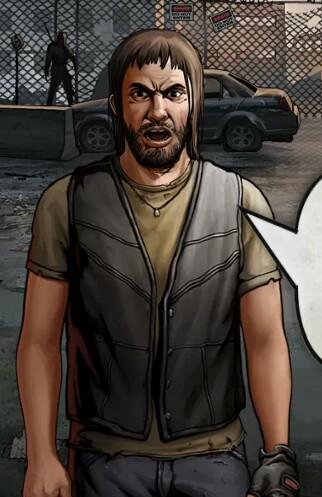 Negan's Lackey (Road to Survival)