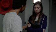 Sasha Williams and Enid Protect Her No Matter What 7x14
