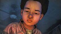 """The Walking Dead - The Final Season """"You're Still Little"""""""