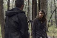 11x03 Negan and Maggie