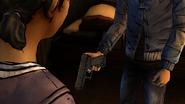 AHD Sarah Found a Gun