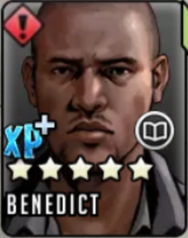 Benedict (Road to Survival)
