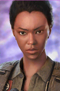 Sasha Williams (Our World)