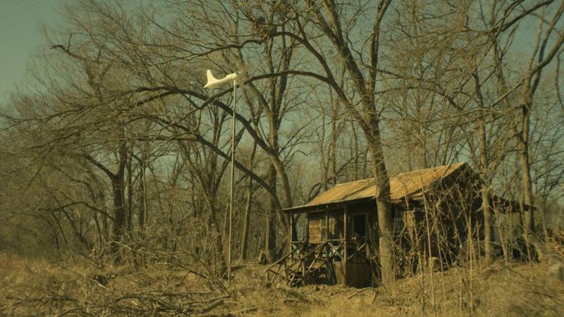 John Dorie's Cabin