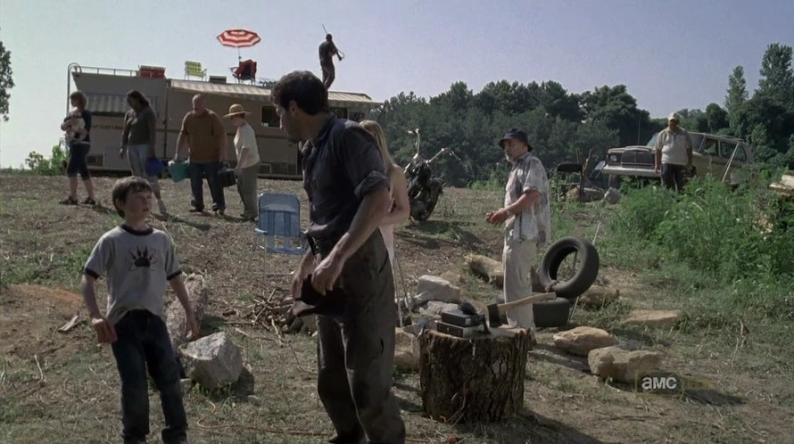 Atlanta Survivor Camp (TV Series)