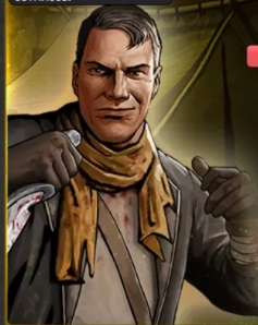 Lance Hornsby (Road to Survival)