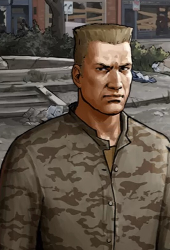 Slater (Road to Survival)