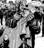 Issue 83 - Rick & Carl