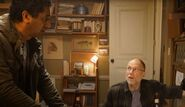 AMC Travis and George converse
