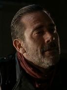 Negan Talking Carl