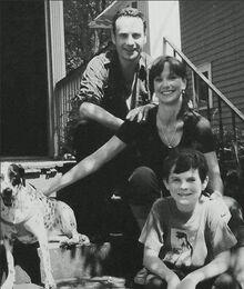 Семья Граймс до апокалипсиса