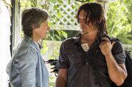 Daryl and Carol talk new best friends 710