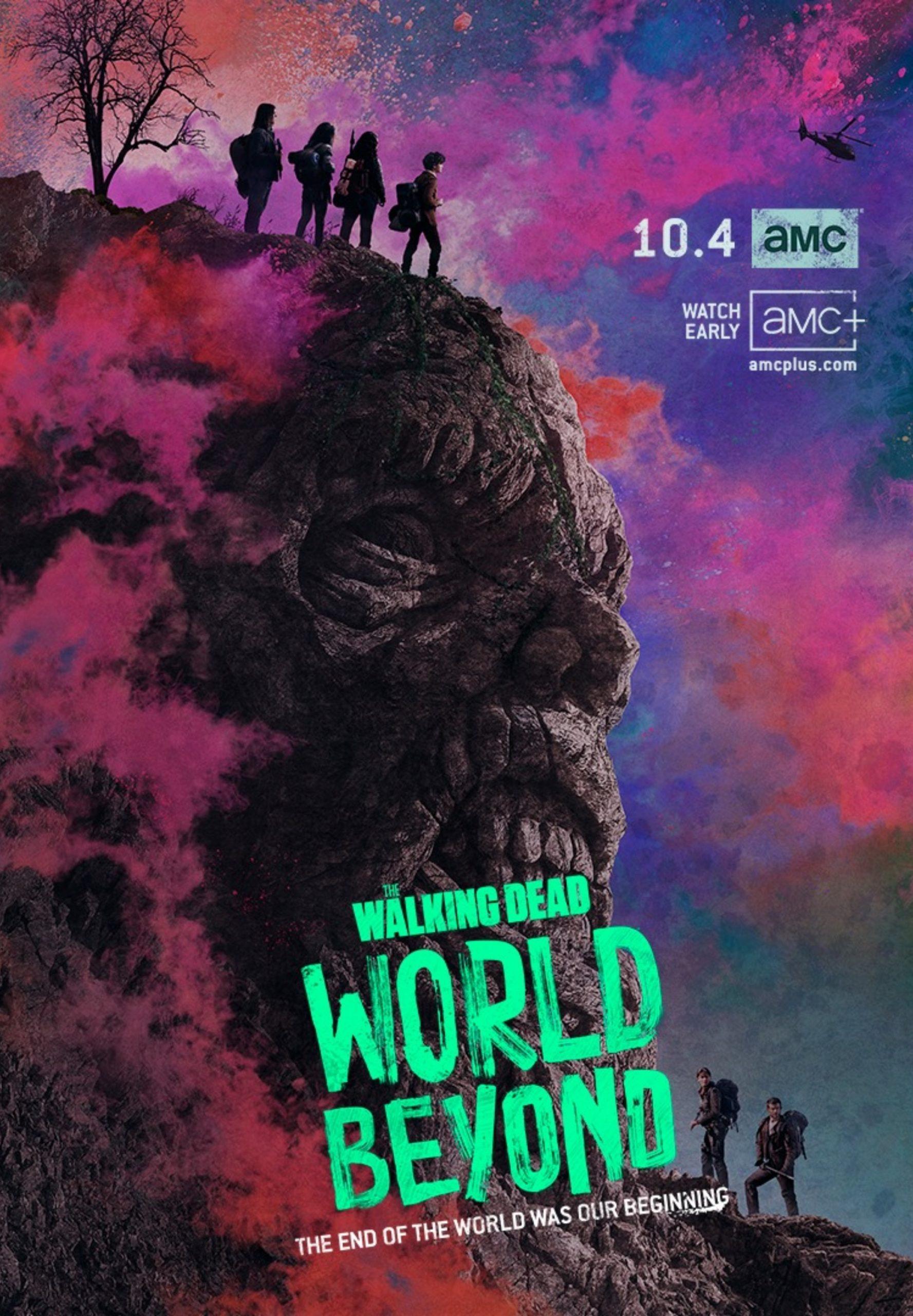 Season 1 World Beyond Walking Dead Wiki Fandom