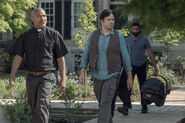 10x01 Eugene and Gabriel