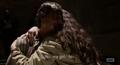 Lola hugging Efrain
