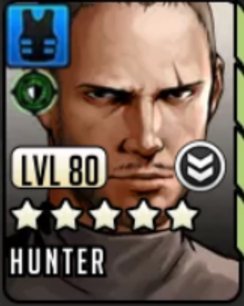 Hunter (Road to Survival)