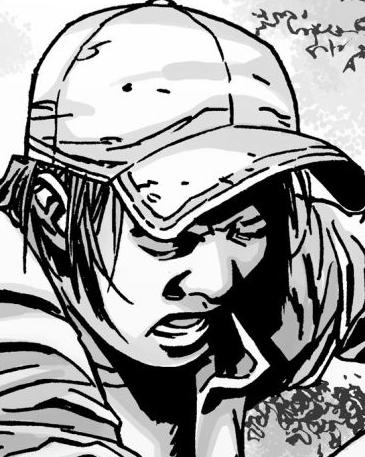 Brandon Rose (Comic Series)/Gallery