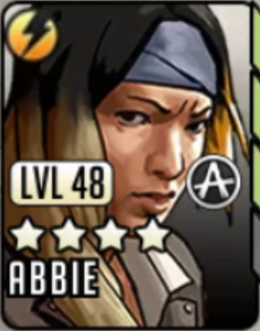 Abbie (Road to Survival)