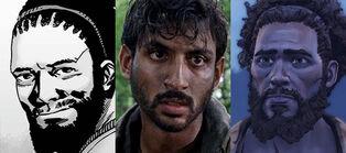 Siddiq (The Walking Dead)