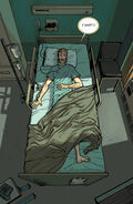 Issue 1 Deluxe - Rick wakes up