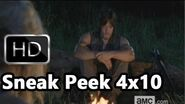 The Walking Dead Season 4 Sneak Peek 1 4x10 Inmates HD