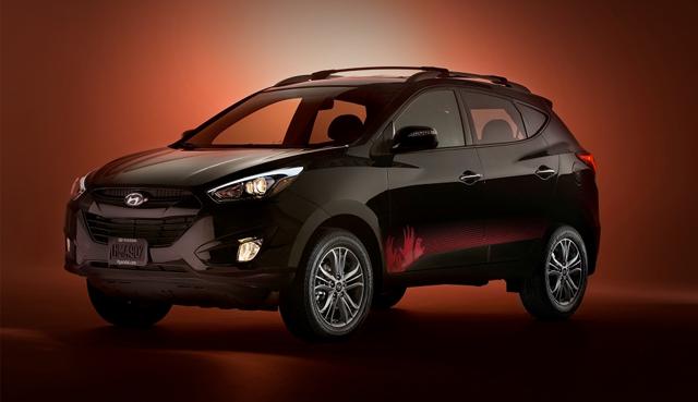 2014 Hyundai Tucson The Walking Dead Special Edition