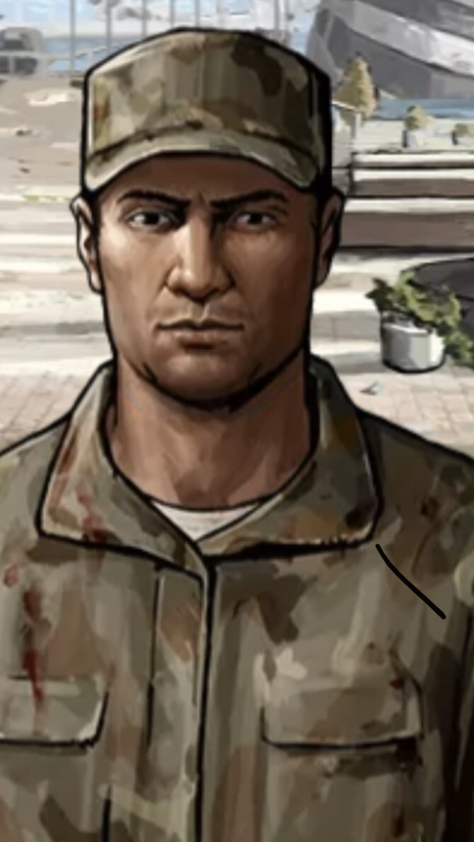 Hawkes (Road to Survival)