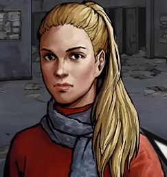 Erika Powell (Road to Survival)