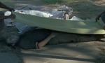 Jason Lyell death scene