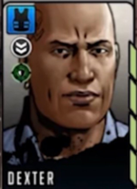 Dexter (Road to Survival)