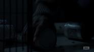 Tamiel grabbing a can
