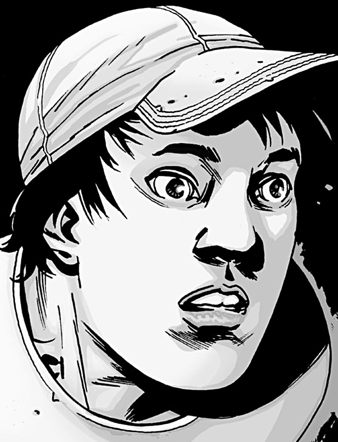 Glenn (Comic Series)