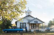 FTWD 4x03 Church