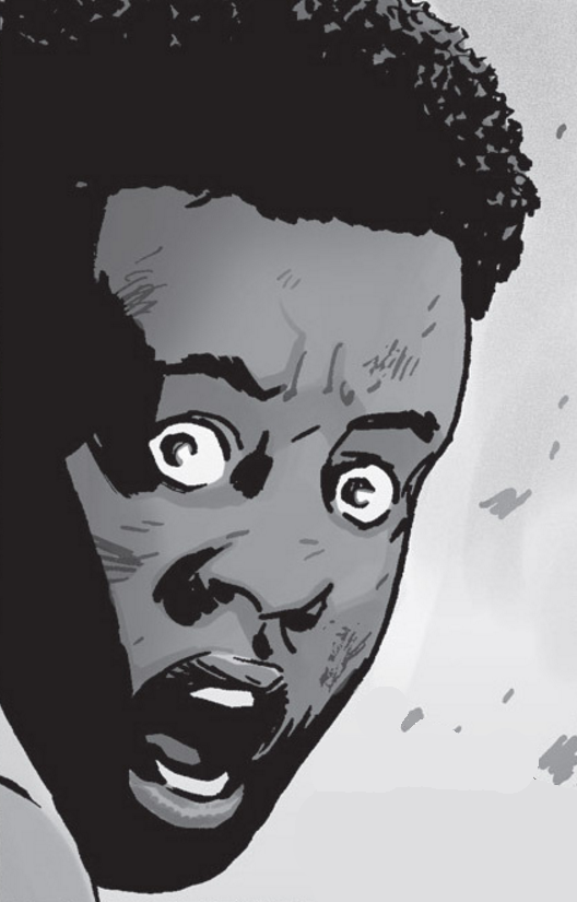Johnny (Comic Series)