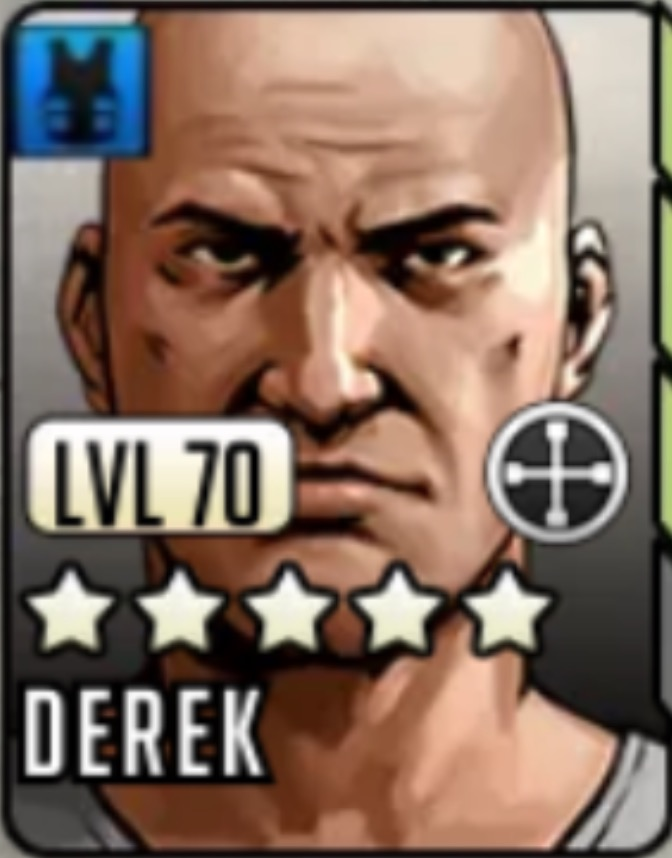 Derek (Road to Survival)