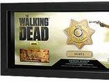 The Walking Dead Replica Props